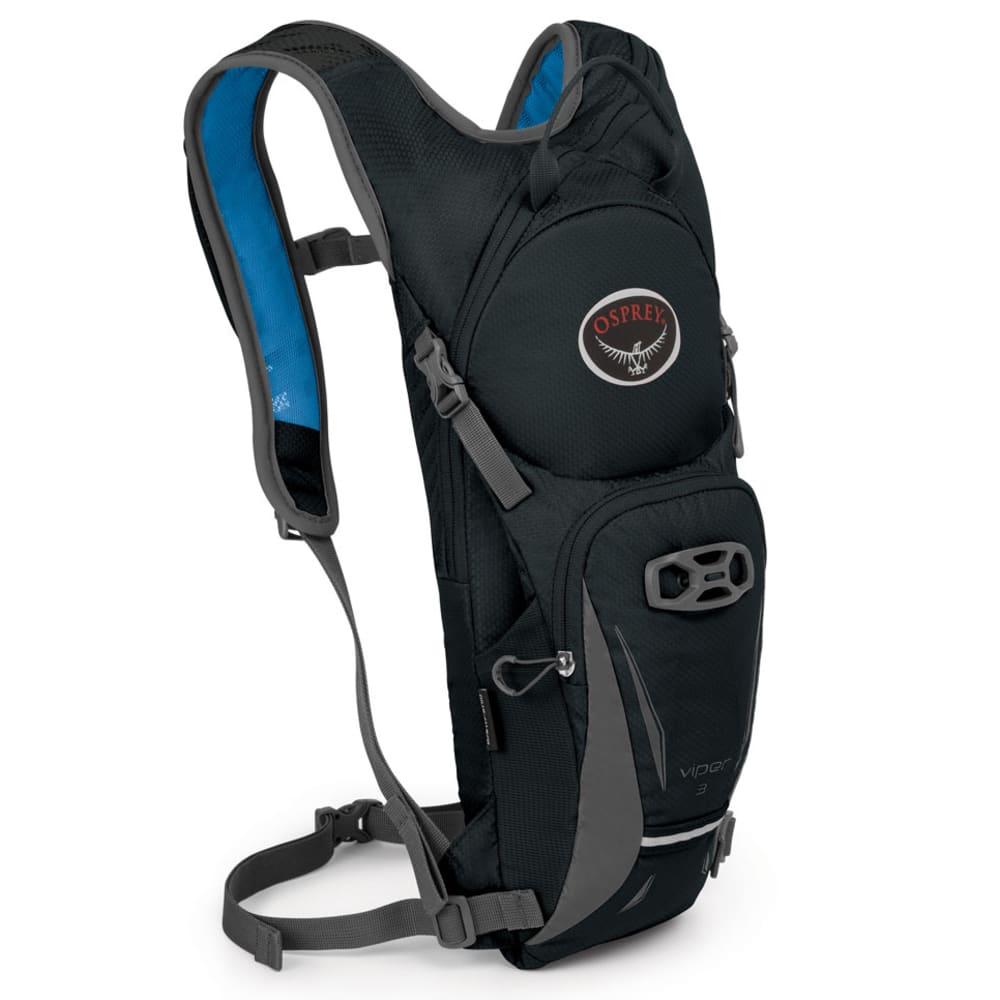 OSPREY Viper 3 Cycling Pack - BLACK