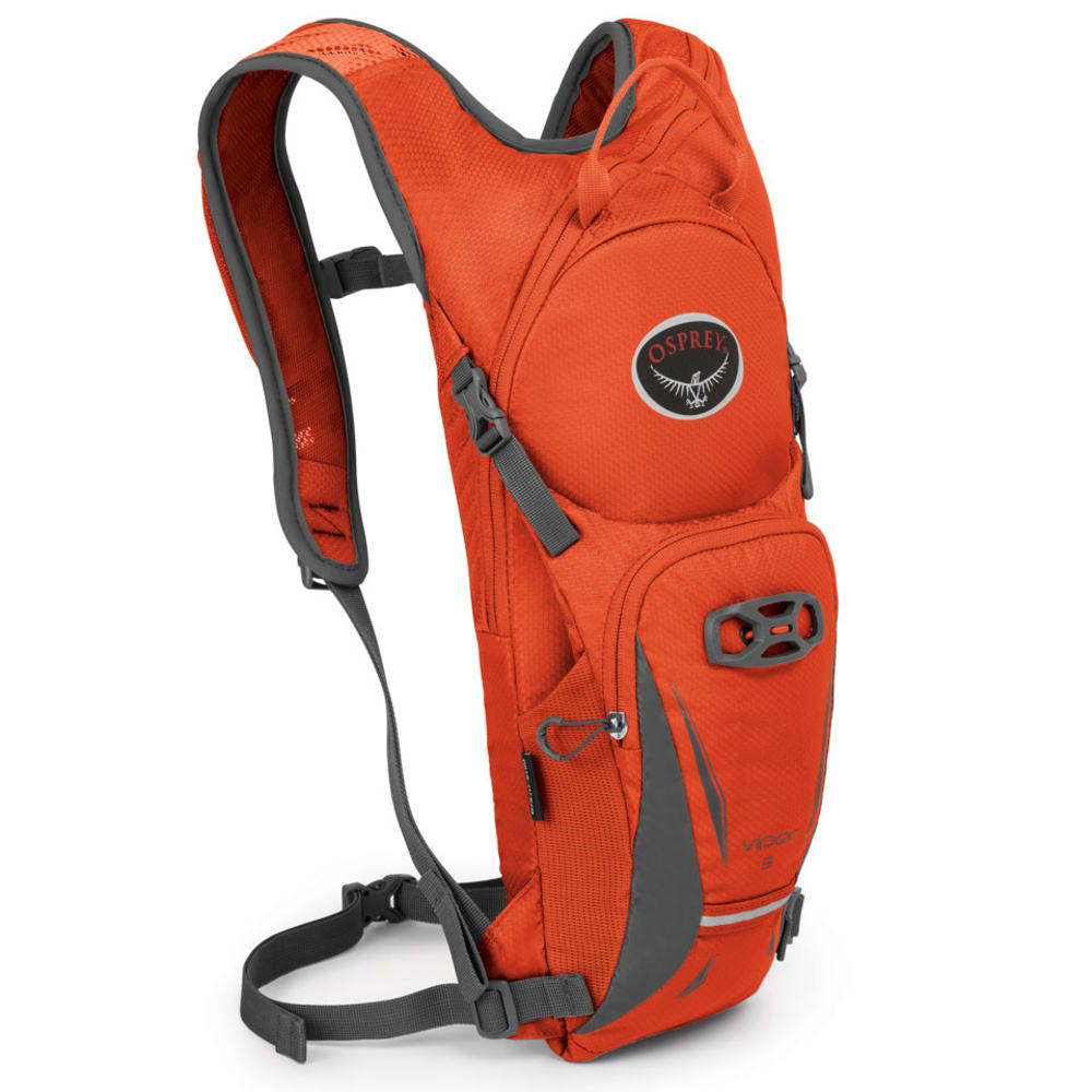 OSPREY Viper 3 Cycling Pack - BLAZE ORNG