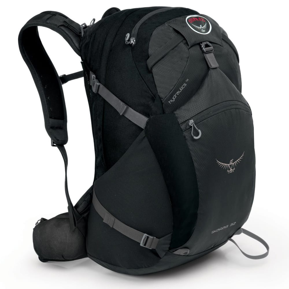 OSPREY Skarab 32 Hydration Pack - CARBN GREY