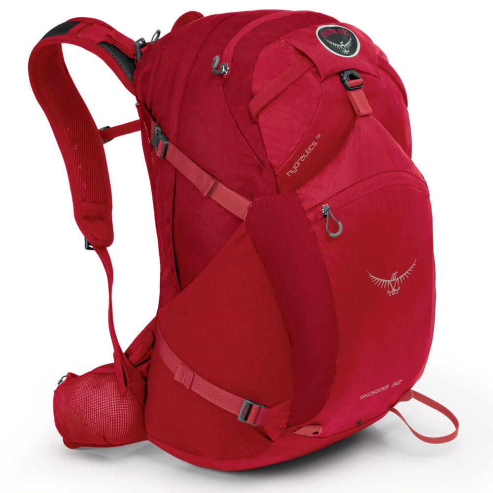 OSPREY Skarab 32 Hydration Pack - INFRNO RED