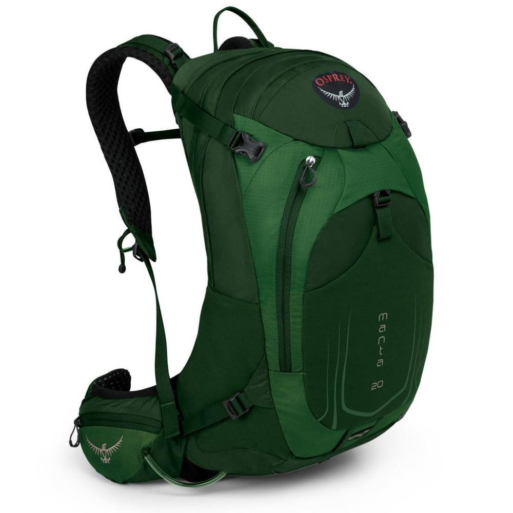 OSPREY Manta AG™ 20 Daypack, Spruce Green - SPRUCE GRN
