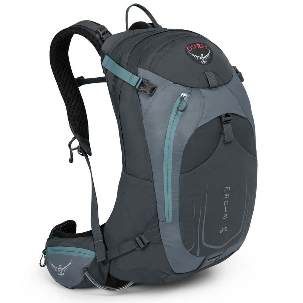 OSPREY Manta AG™ 20 Daypack, Fossil Grey - FOSSIL GRY