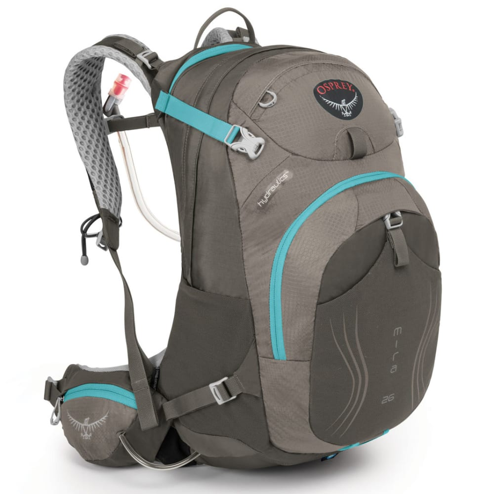 OSPREY Women's Mira AG 26 Hydration Pack - MISTY GREY