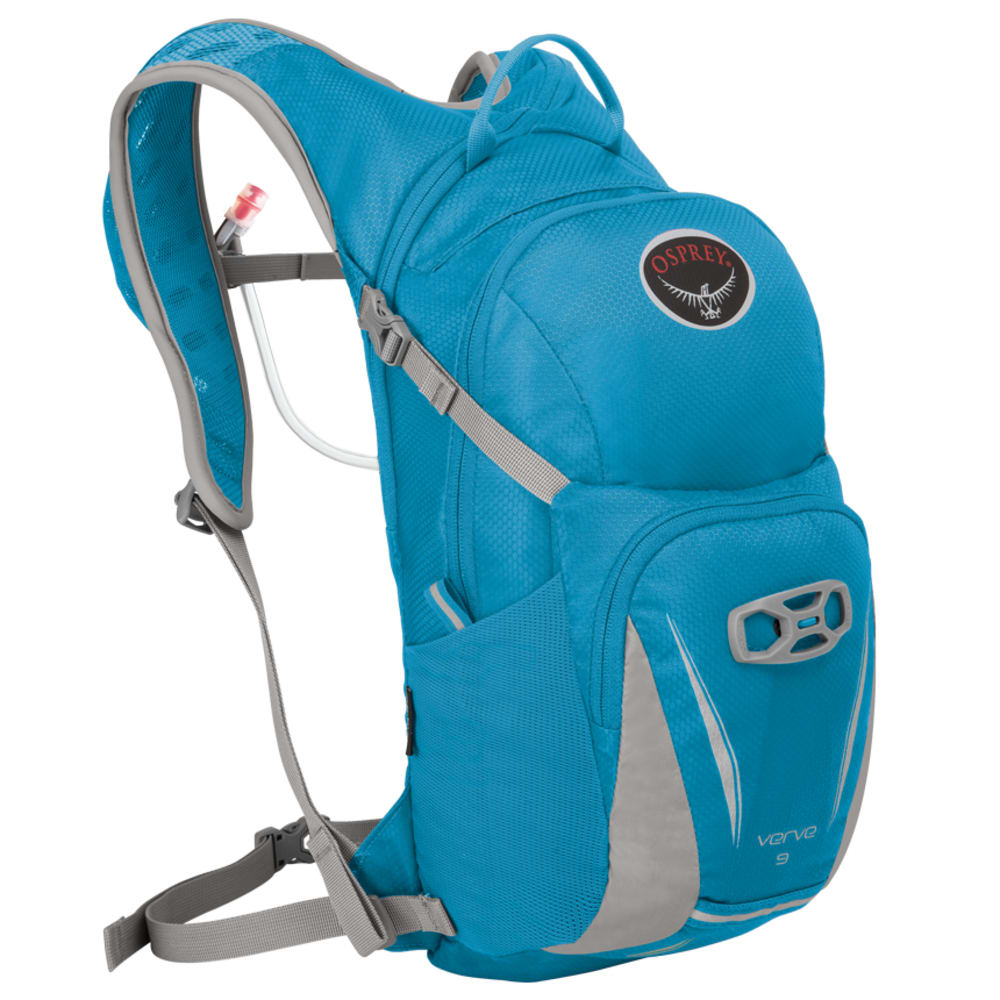 OSPREY Women's Verve 9 Hydration Pack  - AZURE BLUE