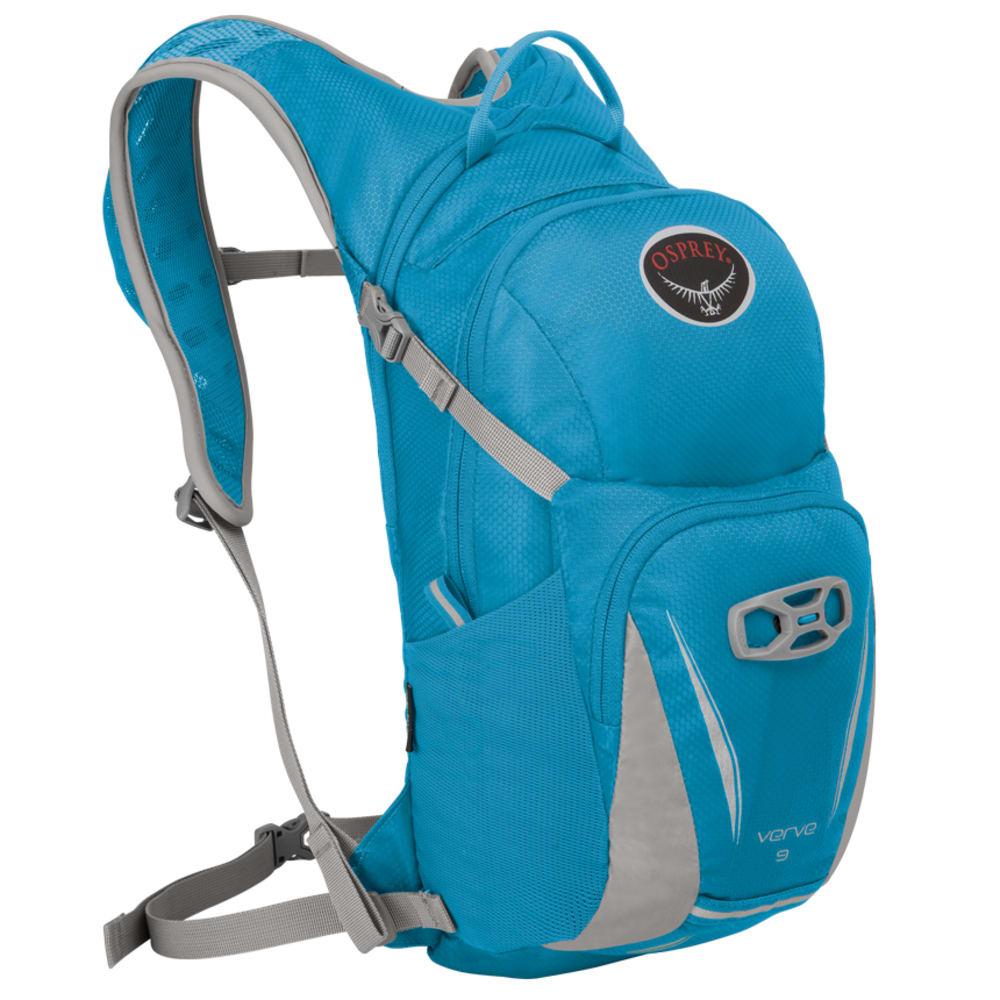 OSPREY Women's Verve 9 Hydration Pack, Azure Blue - AZURE BLUE