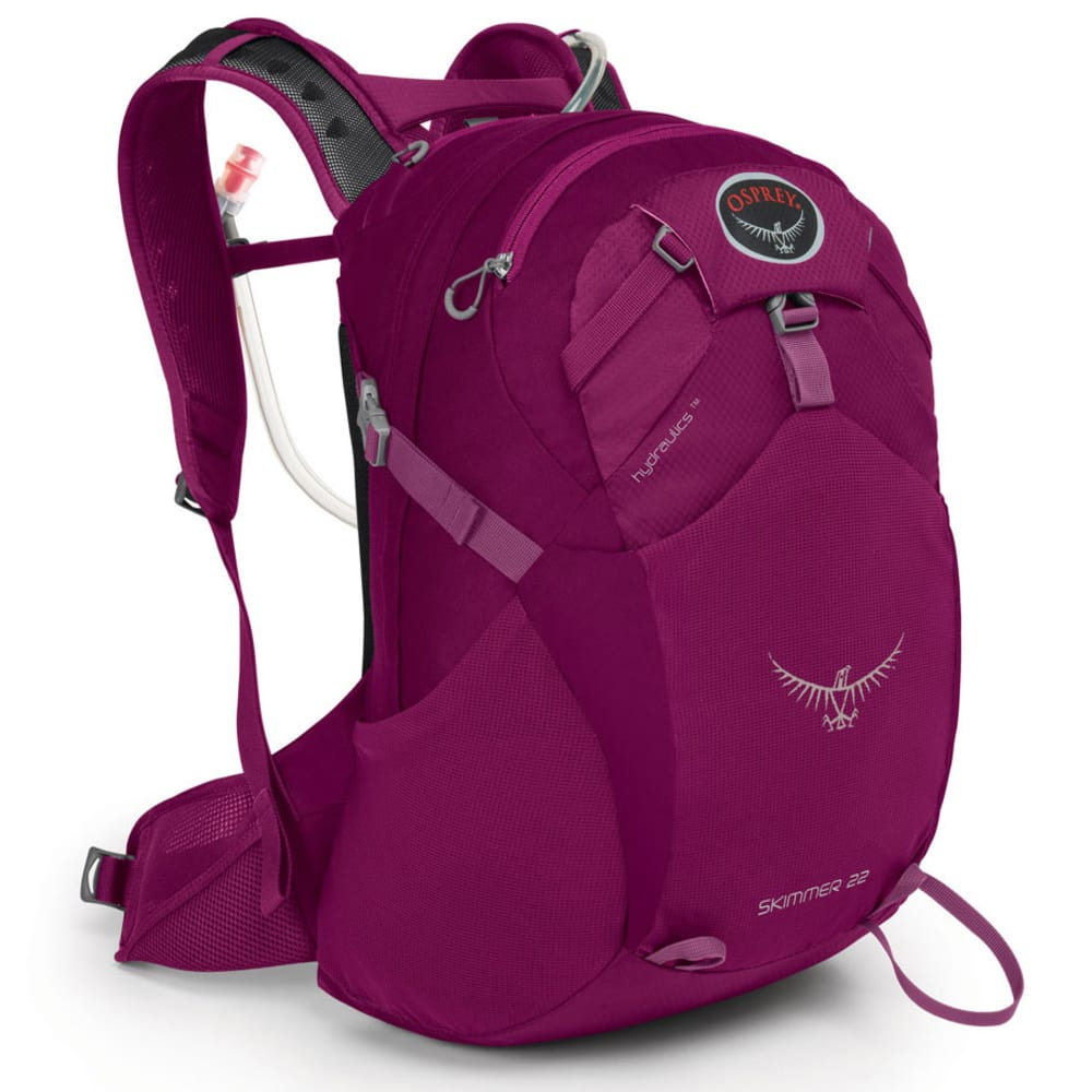 OSPREY Women's Skimmer 22 Pack, Plume Purple - PLUME PRPL