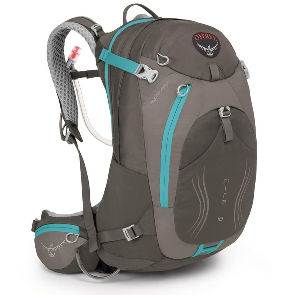 OSPREY Women's Mira AG 18 Pack, Misty Grey - MISTY GREY