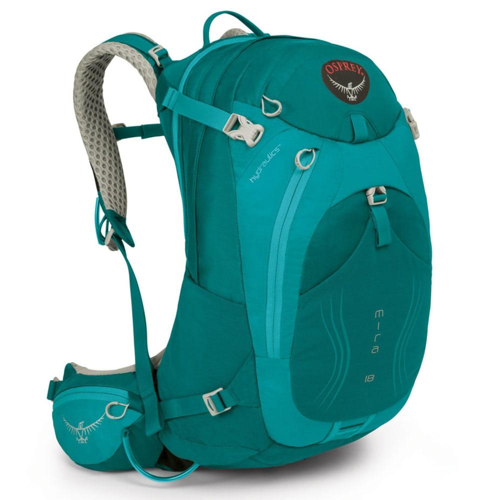 OSPREY Women's Mira AG 18 Pack - BONDI BLUE