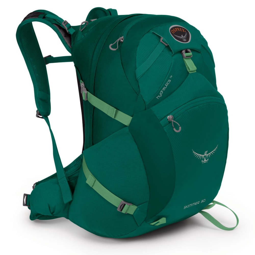 OSPREY Women's Skimmer 30 Hiking Pack - JADE GREEN