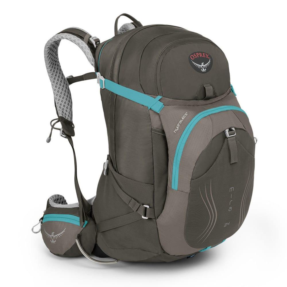 OSPREY Women's Mira AG™ 34 Backpack, Misty Grey - MISTY GREY