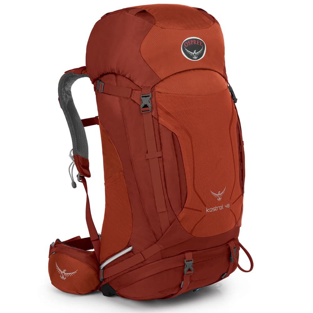 OSPREY Kestrel 48 Pack   - DRAGON RED