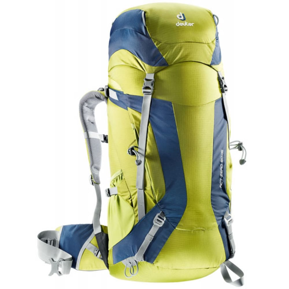 DEUTER ACT Zero 50+15 Backpack  - MOSS/MDNIT