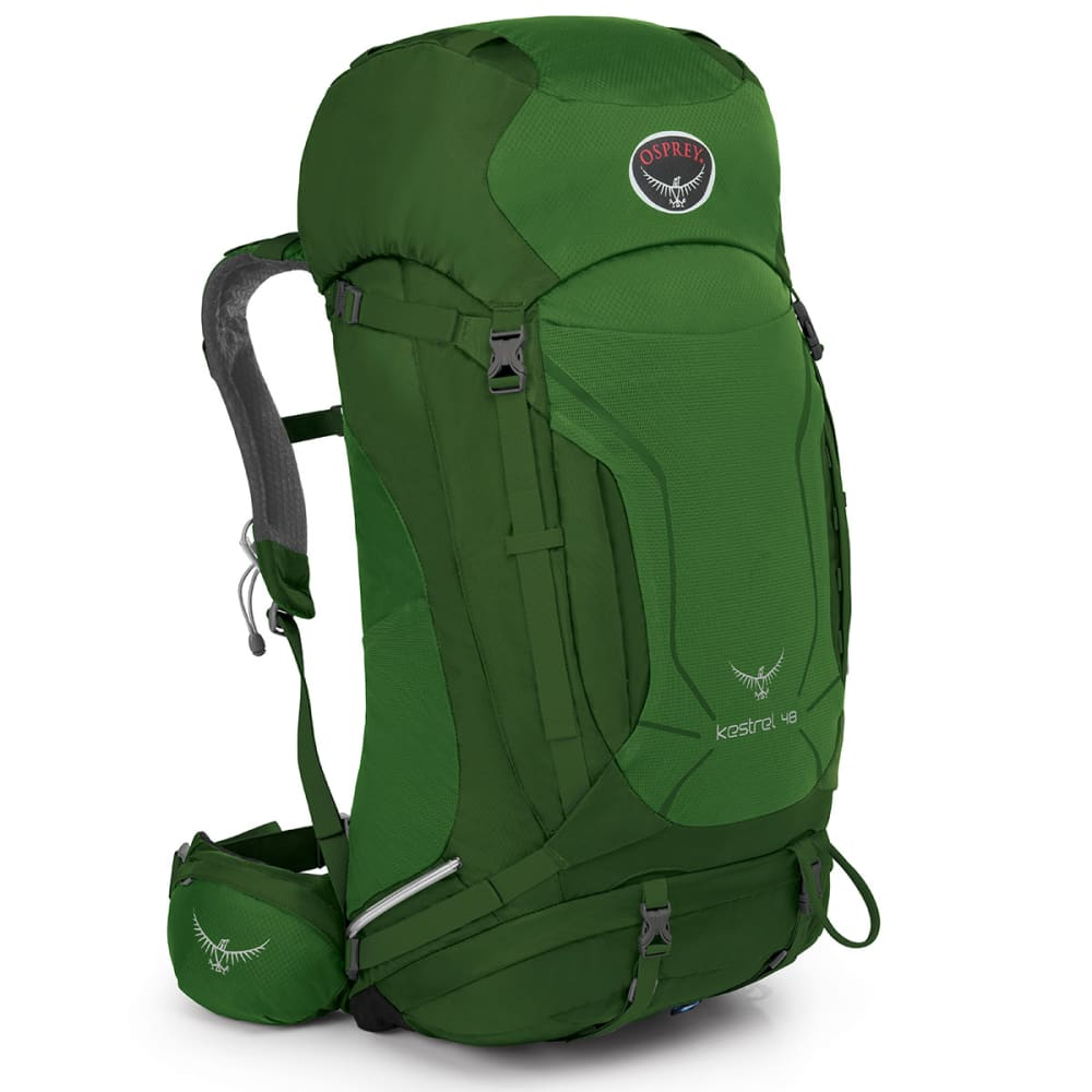 OSPREY Kestrel 48 Pack, Jungle Green - JUNGLE GRN
