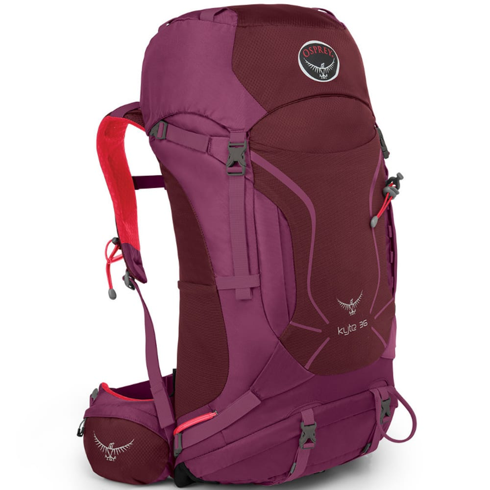 OSPREY Women's Kyte 36 Backpack, Purple Calla - PRPL CALLA