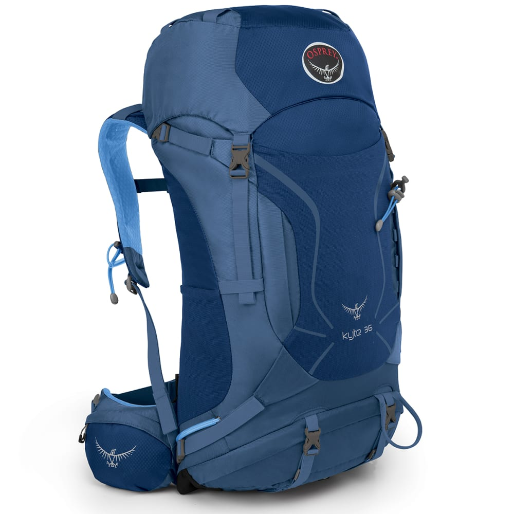 OSPREY Women's Kyte 36 Backpack, Ocean Blue - OCEAN BLUE
