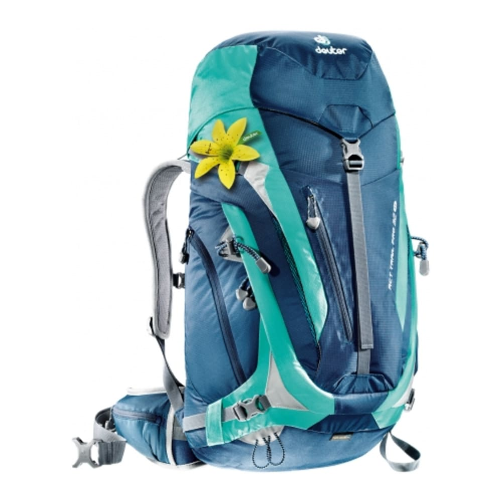 DEUTER Women's ACT Trail PRO 32 SL - MIDNIGHT/MINT