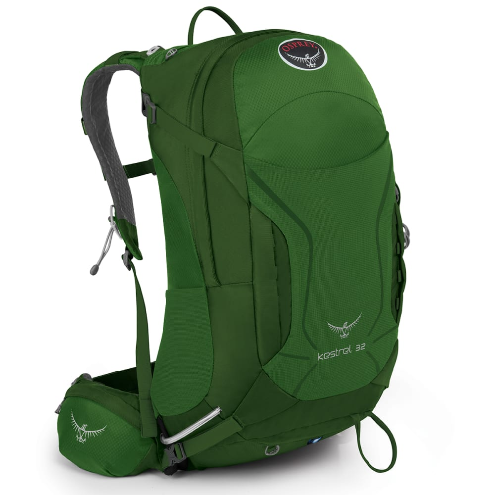 OSPREY Kestrel 32 Daypack, Jungle Green - JUNGLE GRN