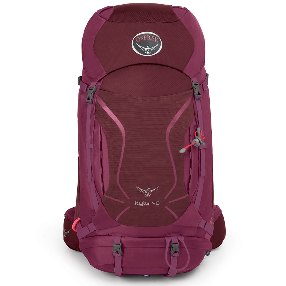 OSPREY Women's Kyte 46 Backpack, Purple Calla - PRPL CALLA