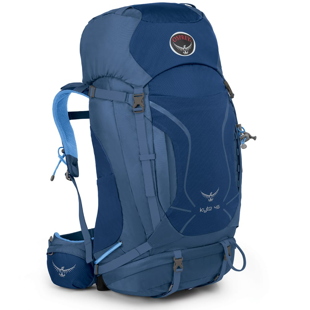 OSPREY Women's Kyte 46 Backpack - OCEAN BLUE