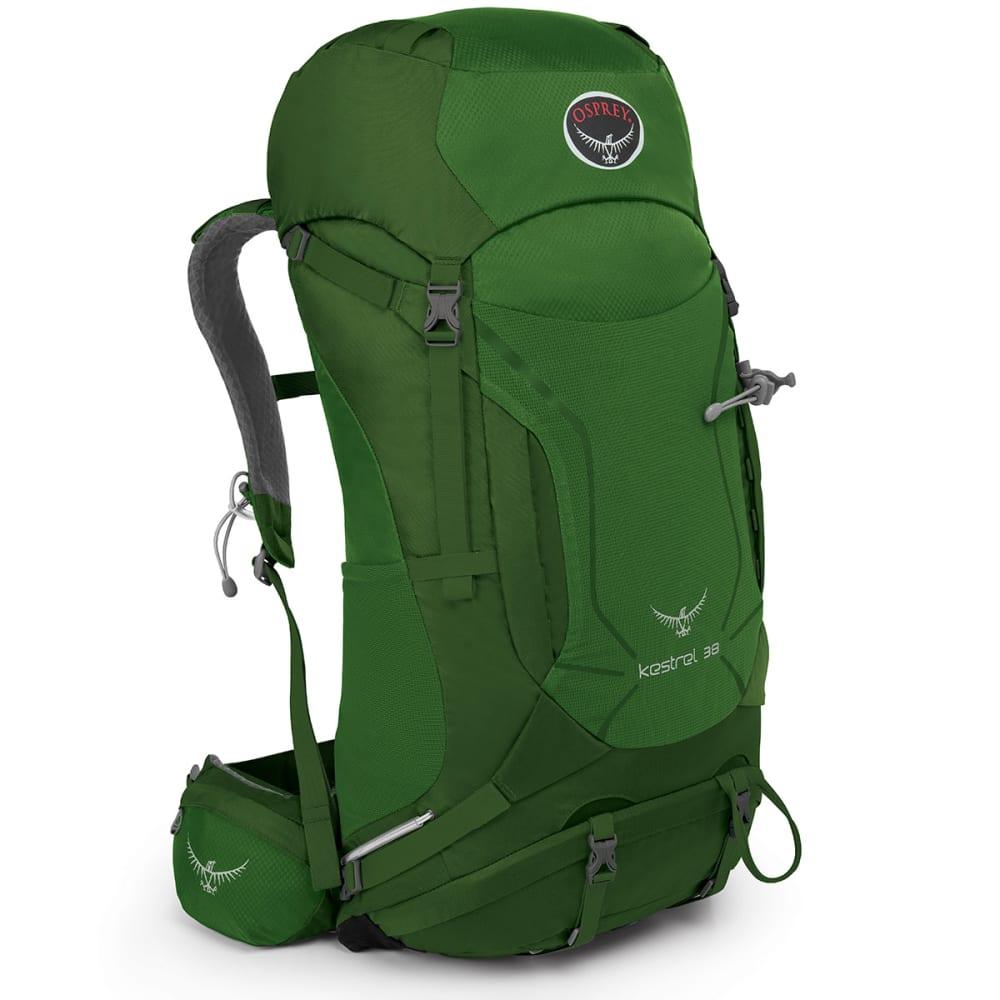 OSPREY Kestrel 38 Pack, Jungle Green - JUNGLE GRN