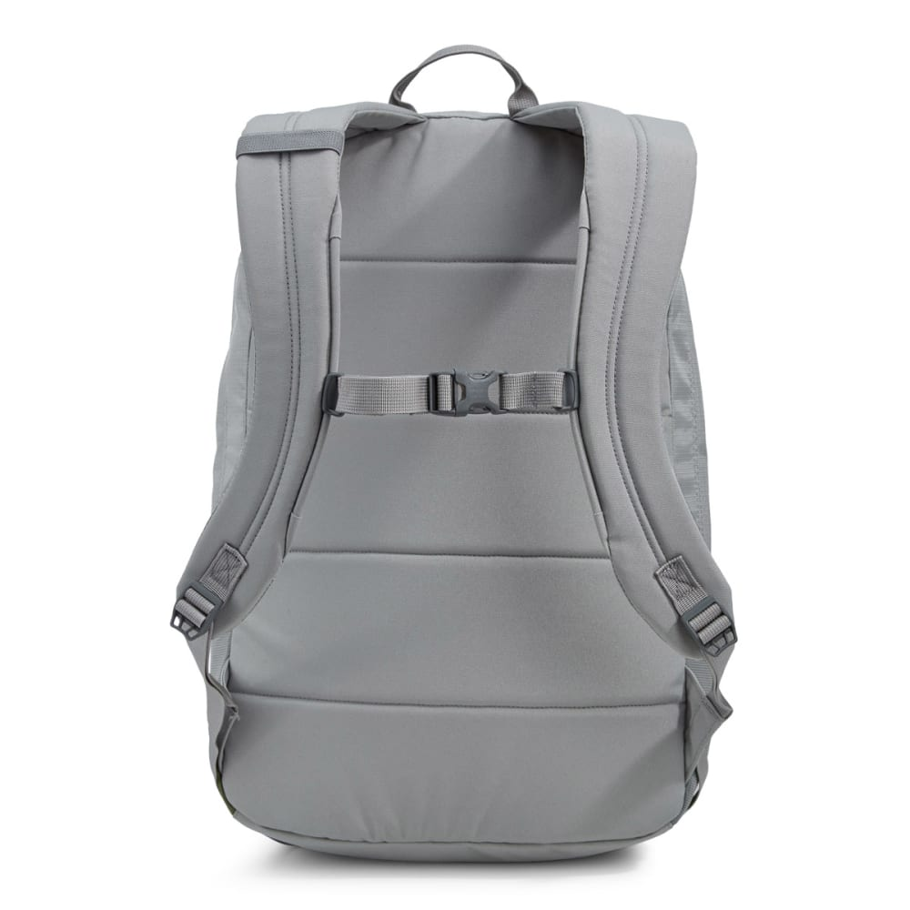 EMS® Saranac Backpack - PEWTER/ORANGE.COM