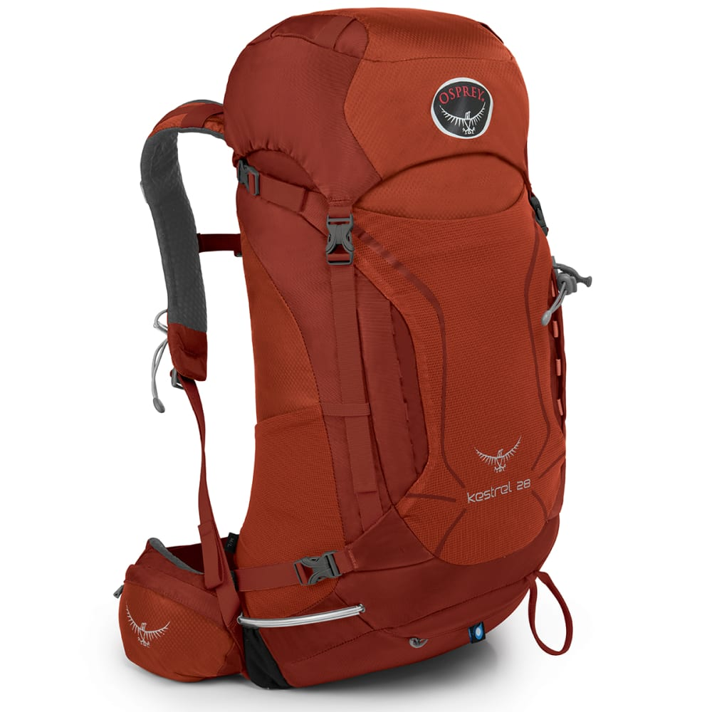 OSPREY Kestrel 28 Pack - DRAGON RED