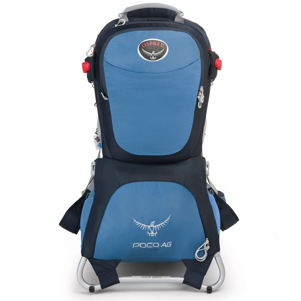 OSPREY Poco AG Plus Child Carrier - SEASIDE BLUE