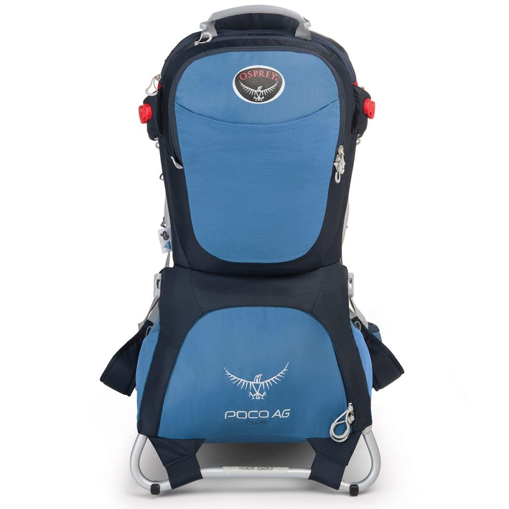 ae67291308e OSPREY Poco AG Plus Child Carrier - SEASIDE BLUE