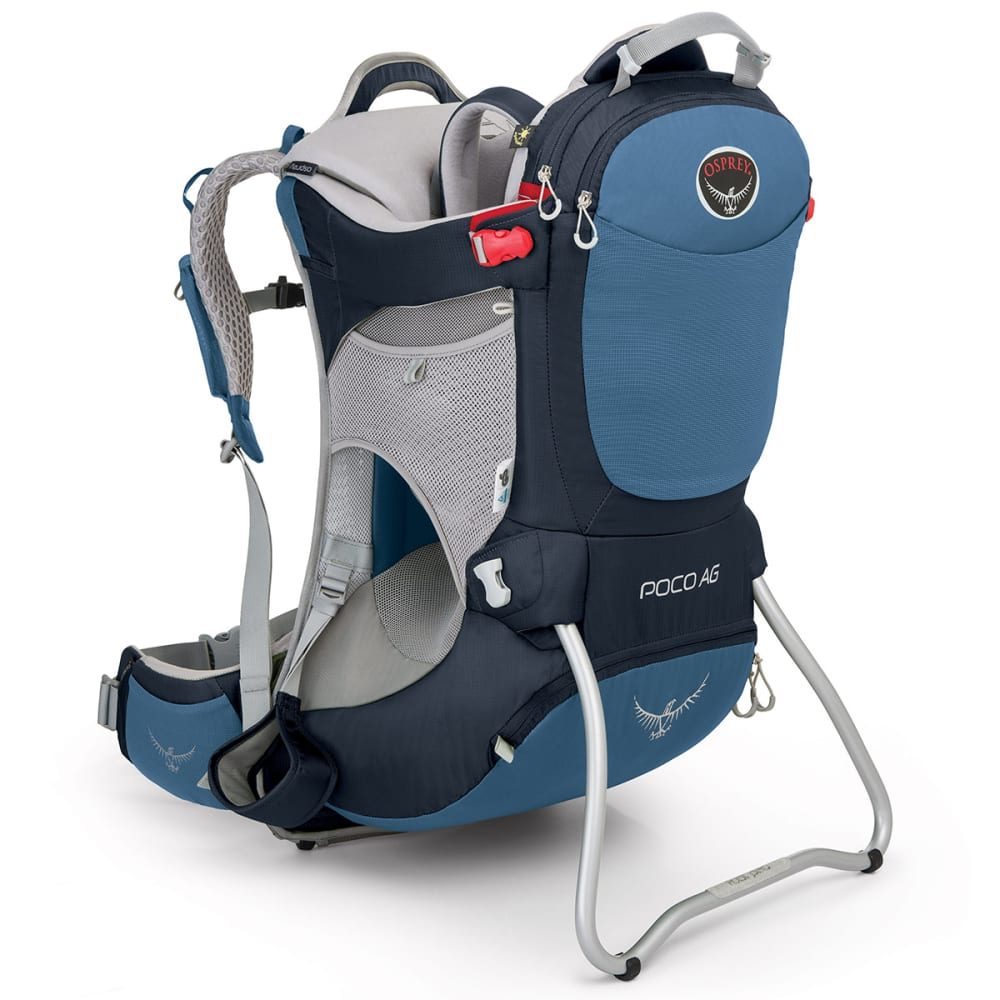 OSPREY Poco AG Child Carrier - SEASIDE BLUE