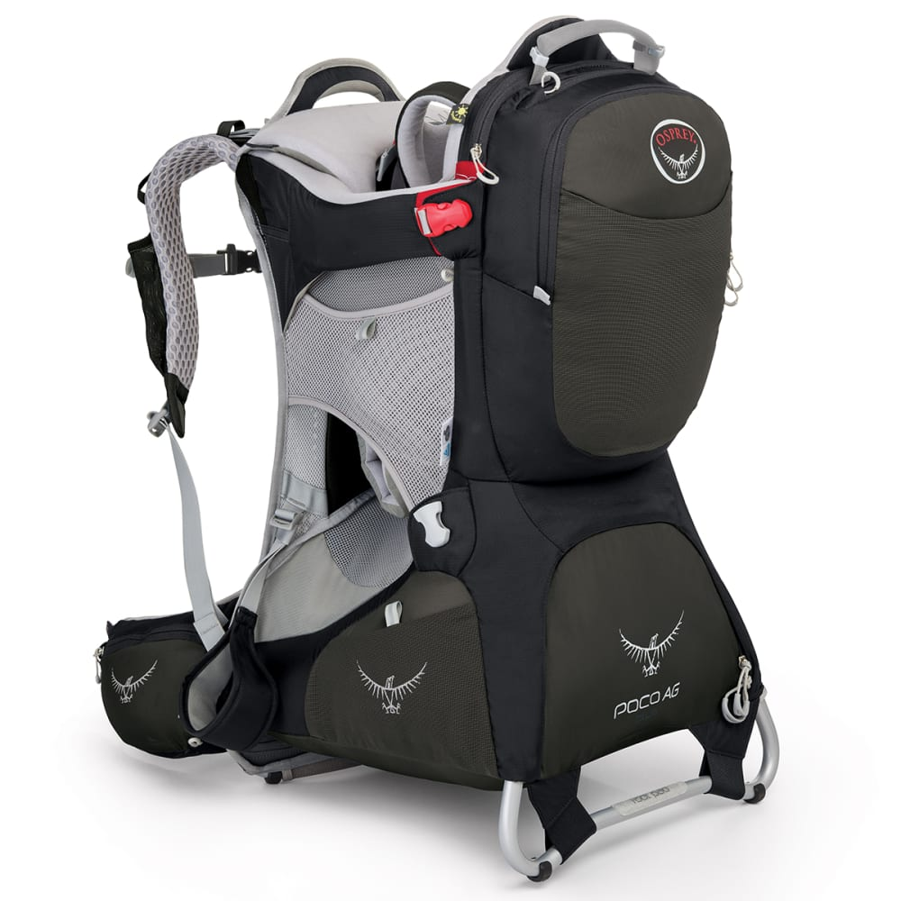 OSPREY Poco AG™ Plus Child Carrier - BLACK
