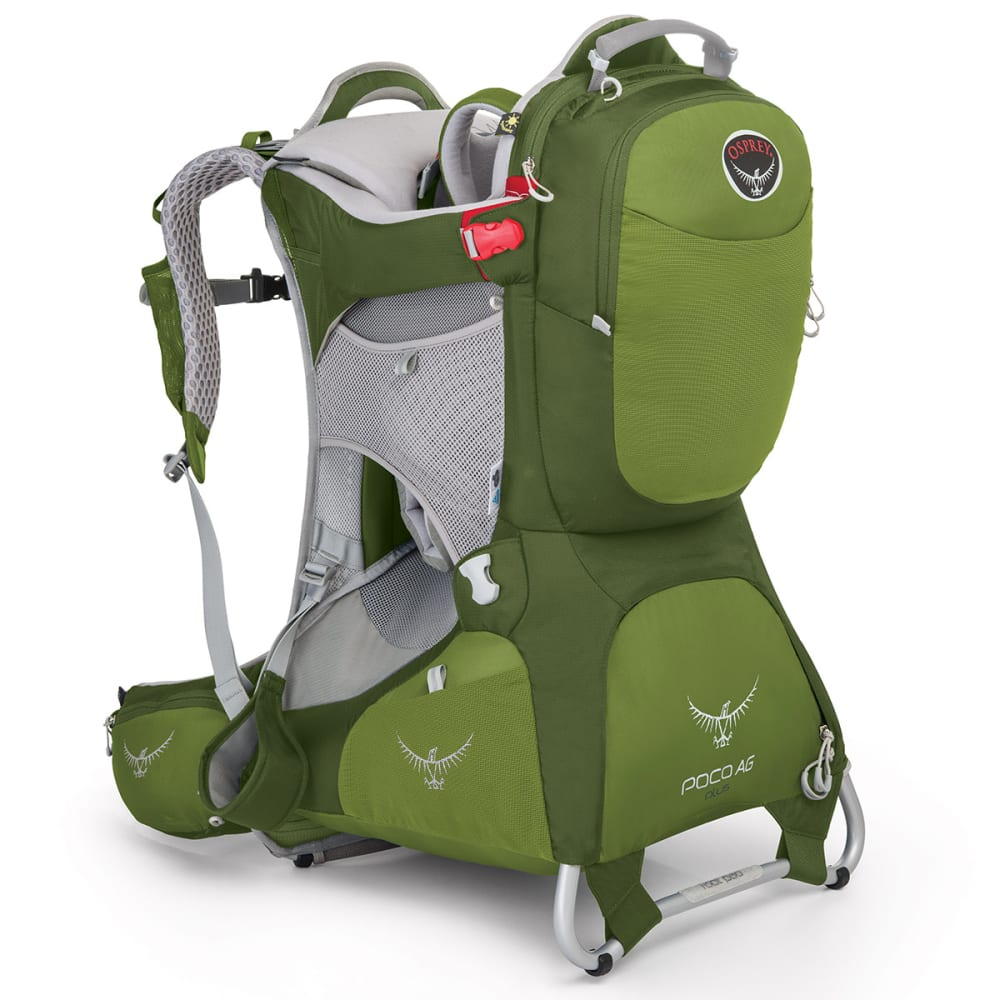OSPREY Poco AG Plus Child Carrier - IVY GREEN