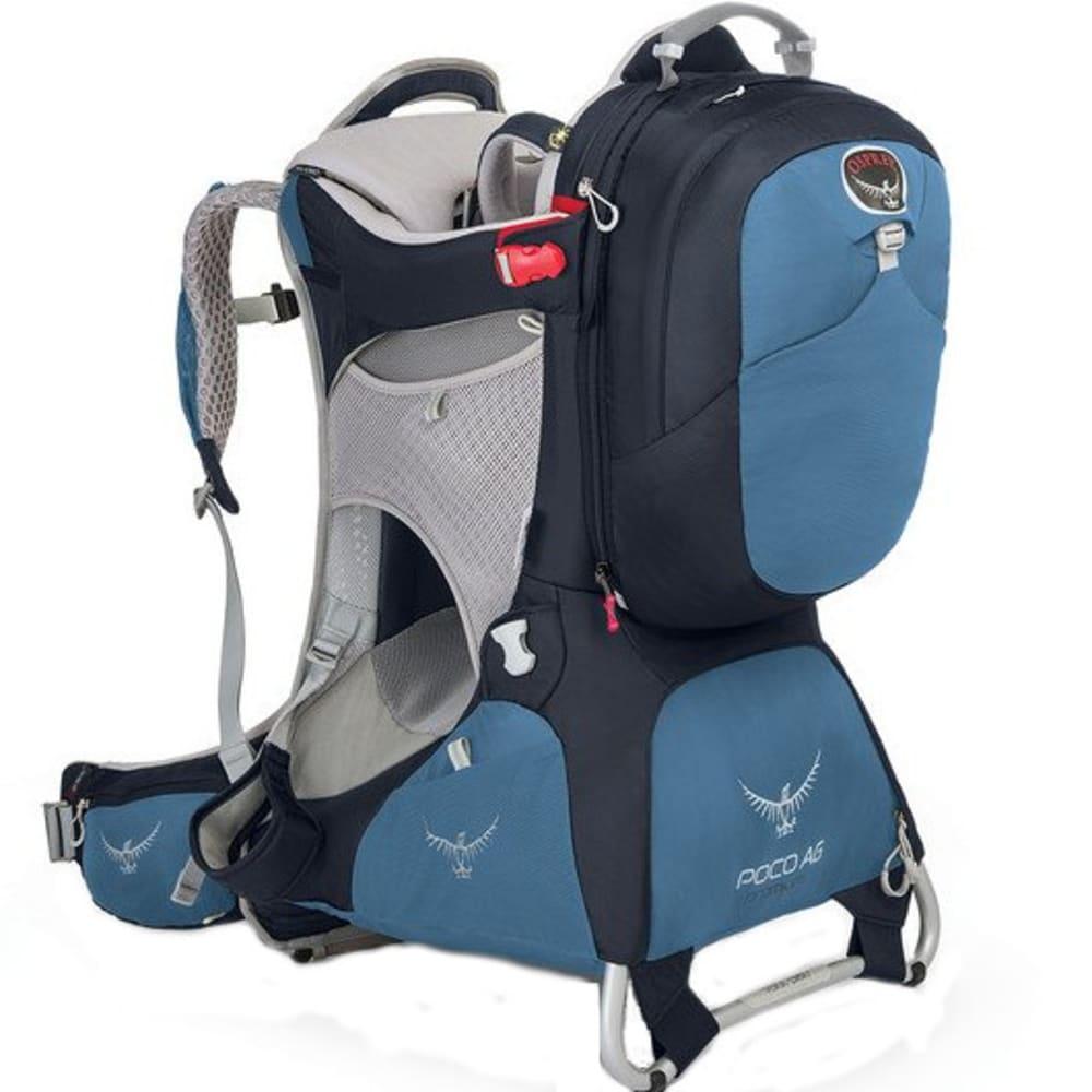 OSPREY Poco AG Premium Child Carrier - SEASDE BLU