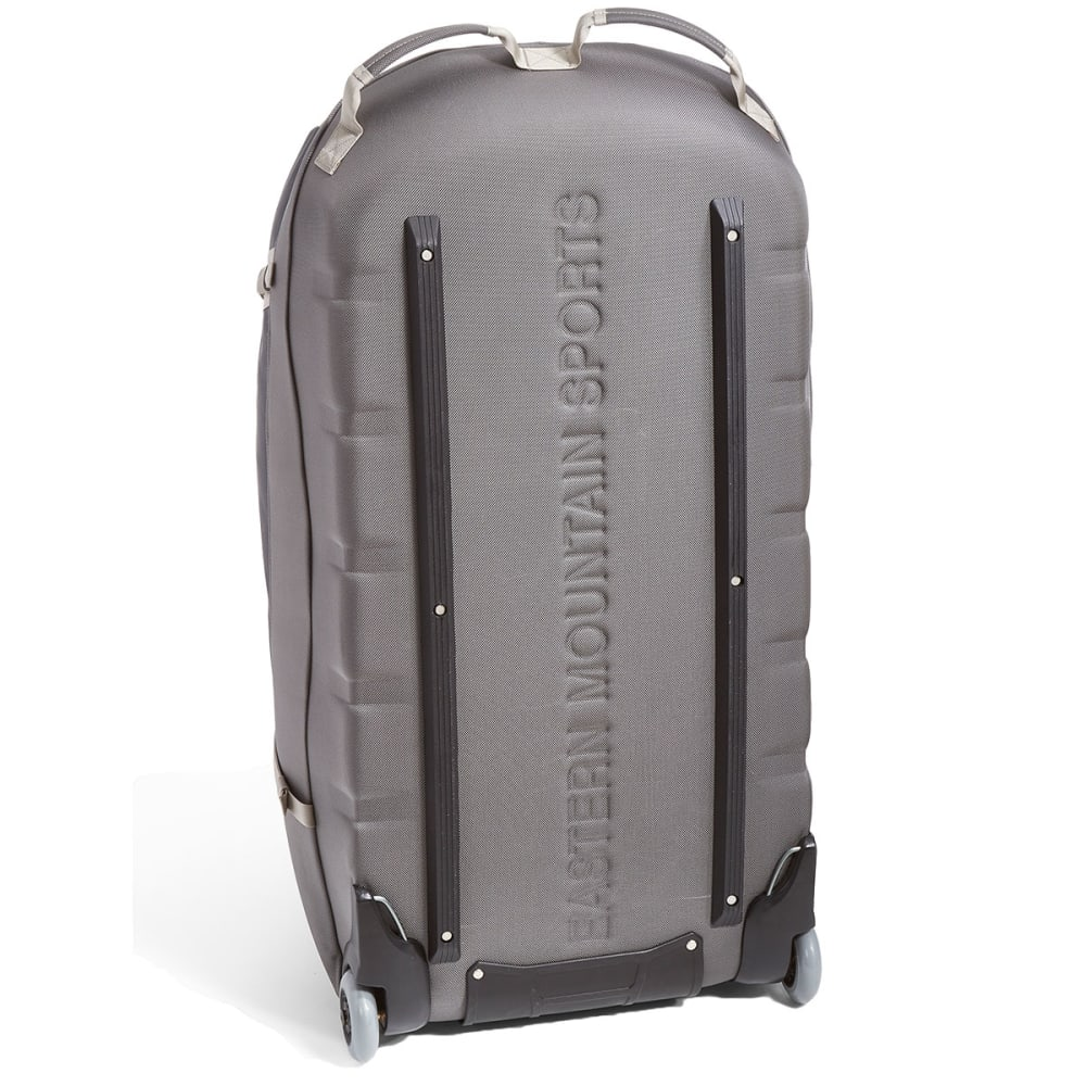 EMS® Wheeled Gear Hauler Duffel - BLK/PWTR