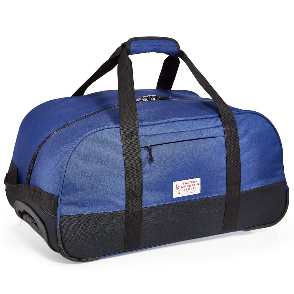 EMS® Wheeled Camp Duffel, Medium - BLUEDEPTHS