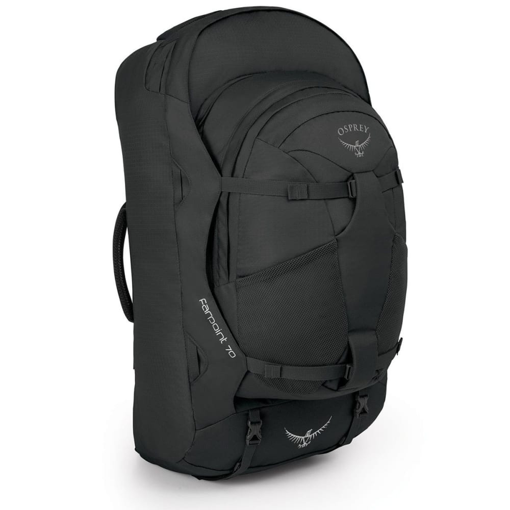 OSPREY Farpoint 70 Travel Pack, Volcanic Grey - VOLCNC GRY