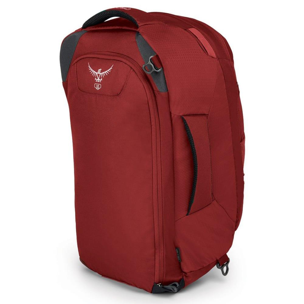 OSPREY Farpoint 40 Travel Pack - JASPER RED