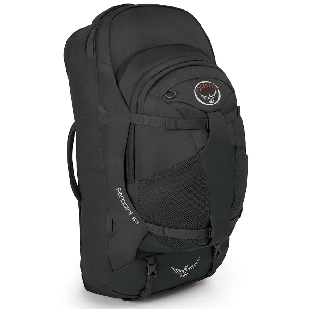 OSPREY Farpoint 55 Travel Pack - VOLCNC GRY