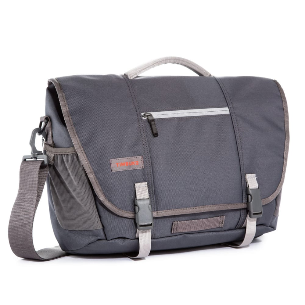 TIMBUK2 Medium Commute Laptop TSA-Friendly Messenger Bag - GUNMETAL