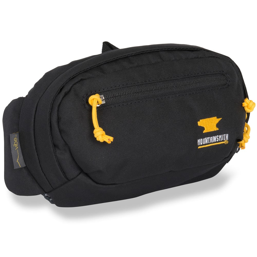 MOUNTAINSMITH Vibe Fanny Pack - BLACK
