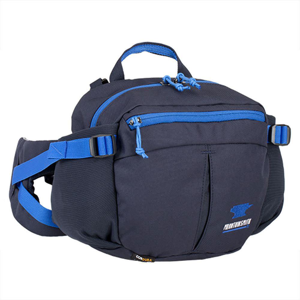 MOUNTAINSMITH Drift Messenger Bag - DEEP BLUE
