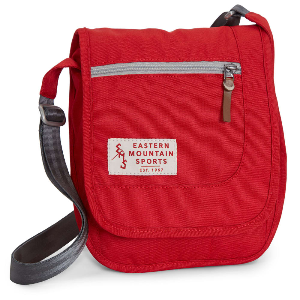 EMS® North End Shoulder Bag - RIBBONRED