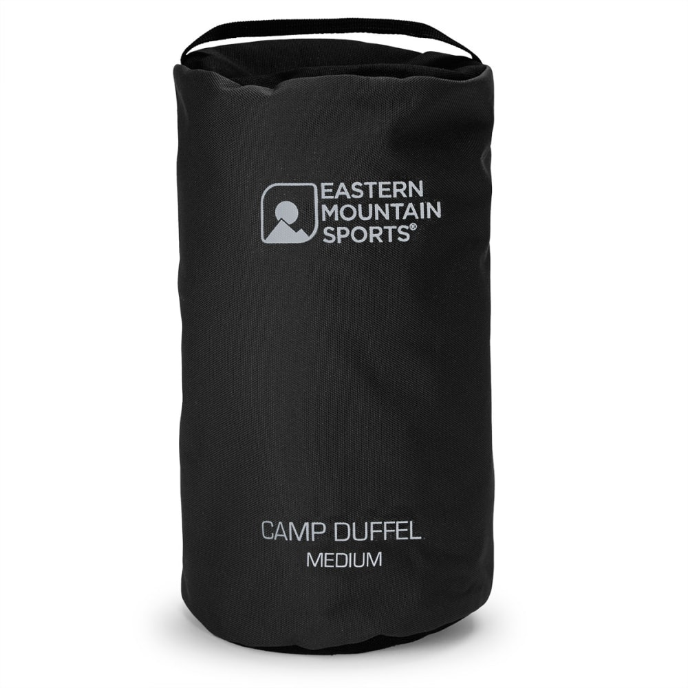 EMS® Camp Duffel, Medium - BLACK