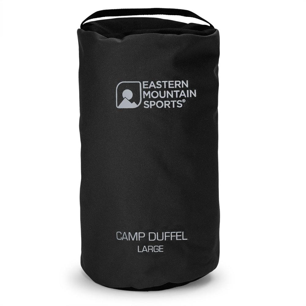 EMS® Camp Duffel, Large - BLACK