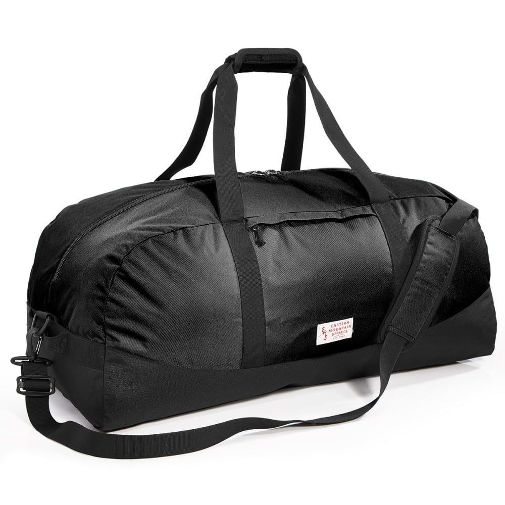 EMS® Camp Duffel, Large - BLACK