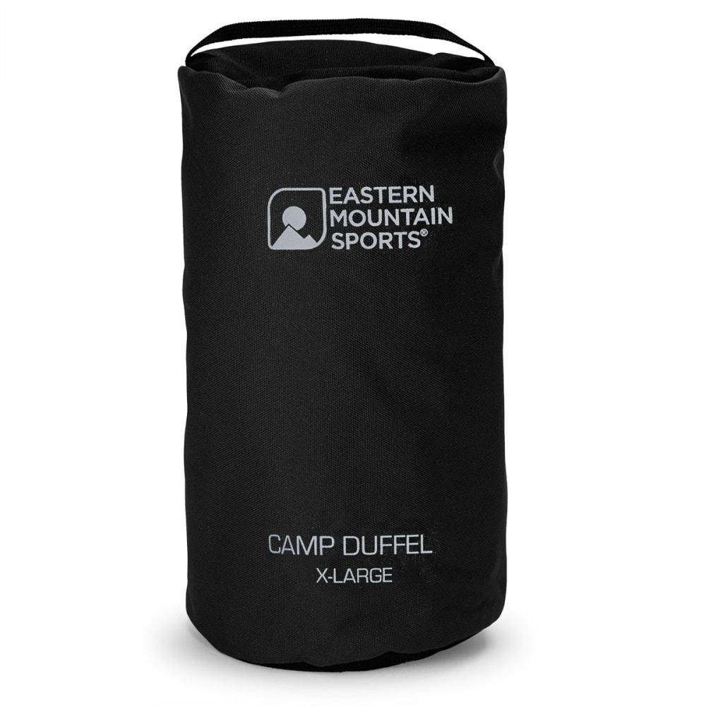 EMS® Camp Duffel, Extra Large - BLACK