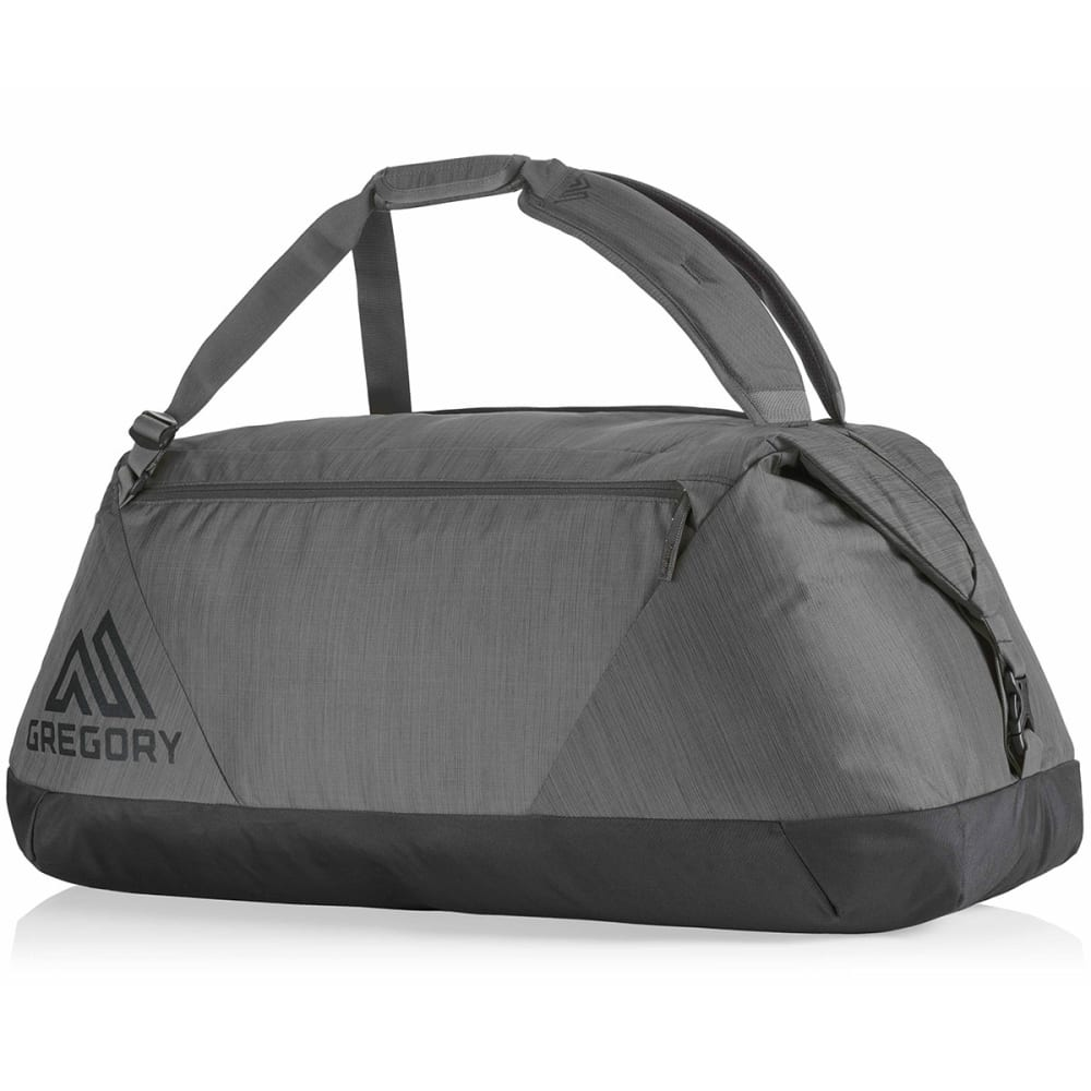 GREGORY 115L Stash Duffel Bag - SHADOW BLACK