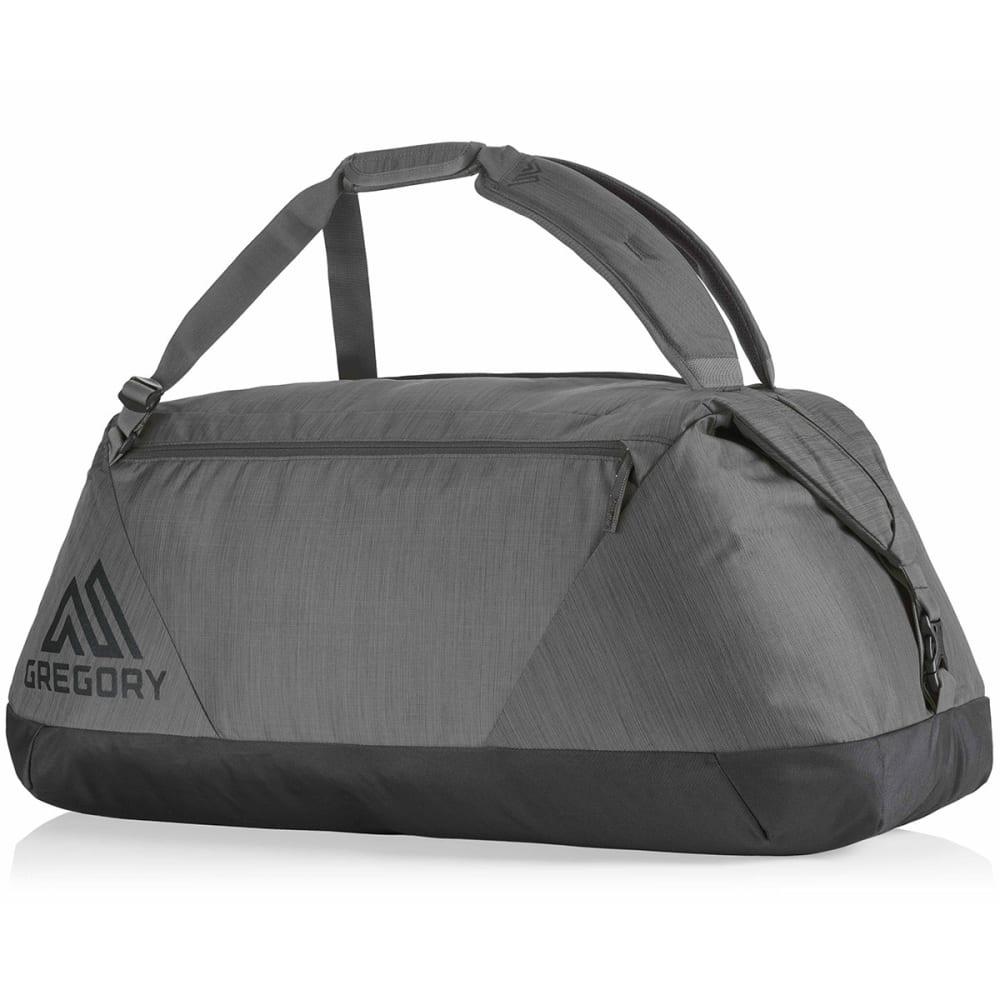 GREGORY 115L Stash Duffel Bag - SHADOW BLACK
