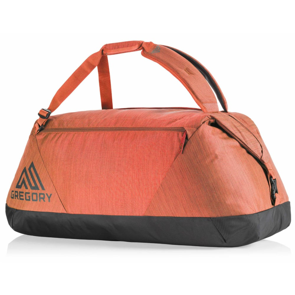 GREGORY 115L Stash Duffel Bag - AUTUMN RUST