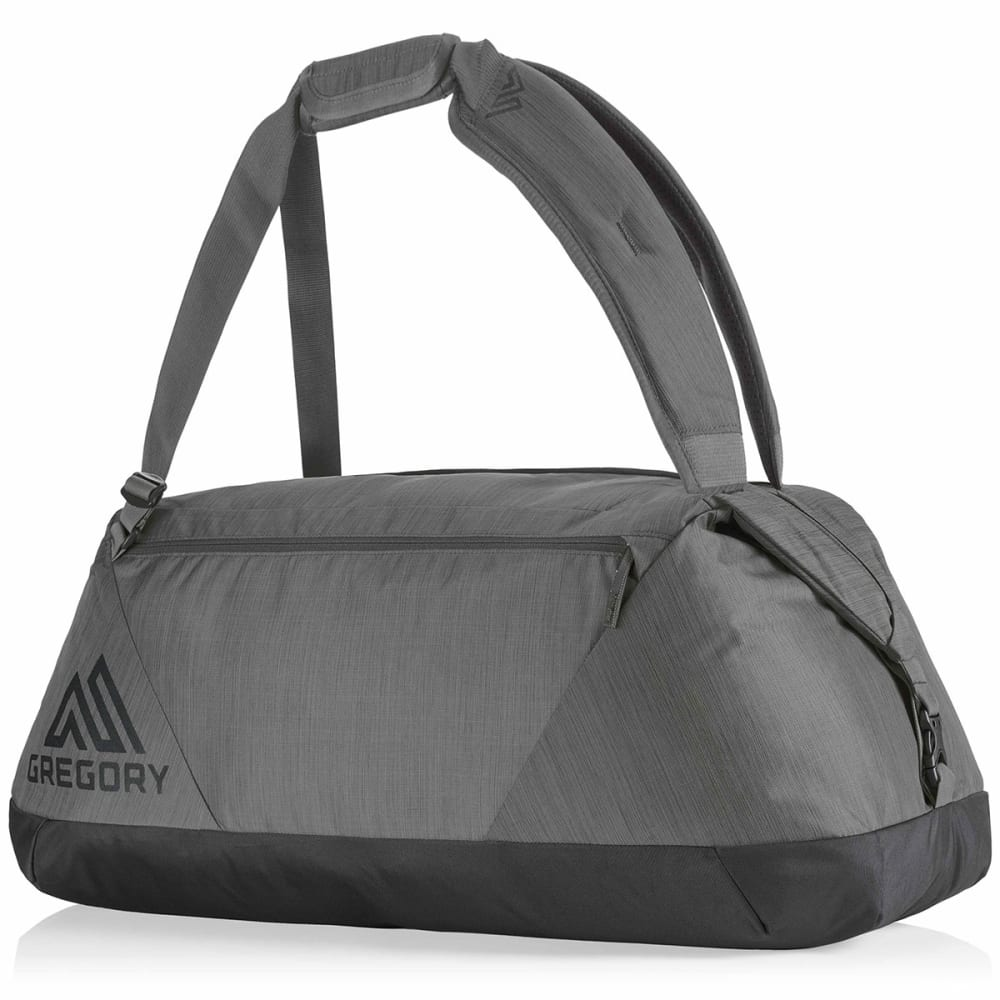 GREGORY Stash Duffel Bag, 45 - SHADOW BLACK