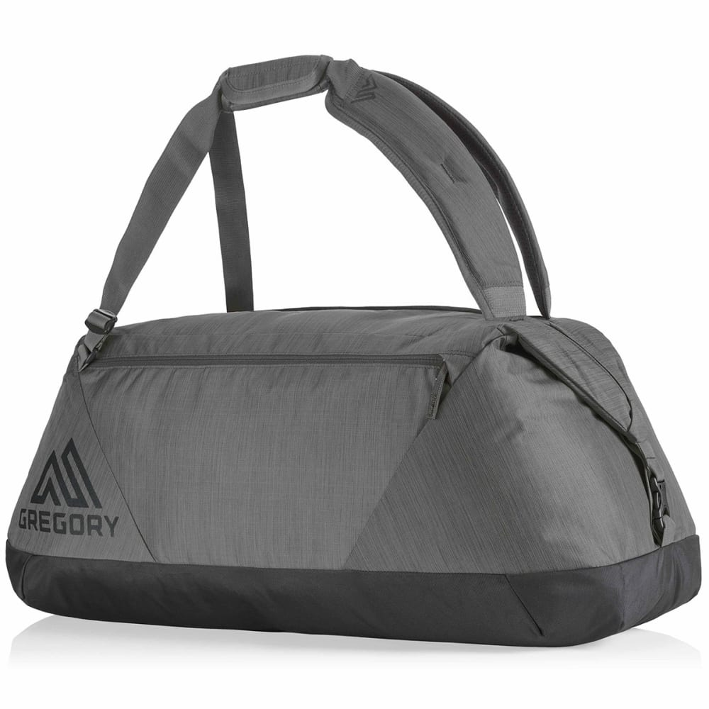 GREGORY 65L Stash Duffel - SHADOW BLACK